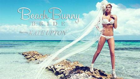 Kate Upton Beach Bunny